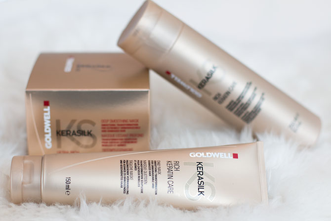 Goldwell Kerasilk Treatment