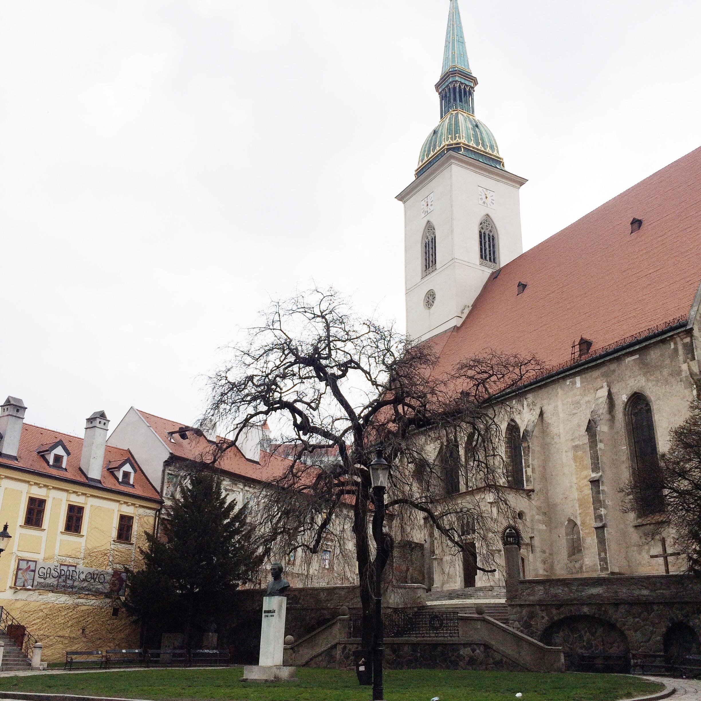 Daytrip to Bratislava - To Do in Bratislava