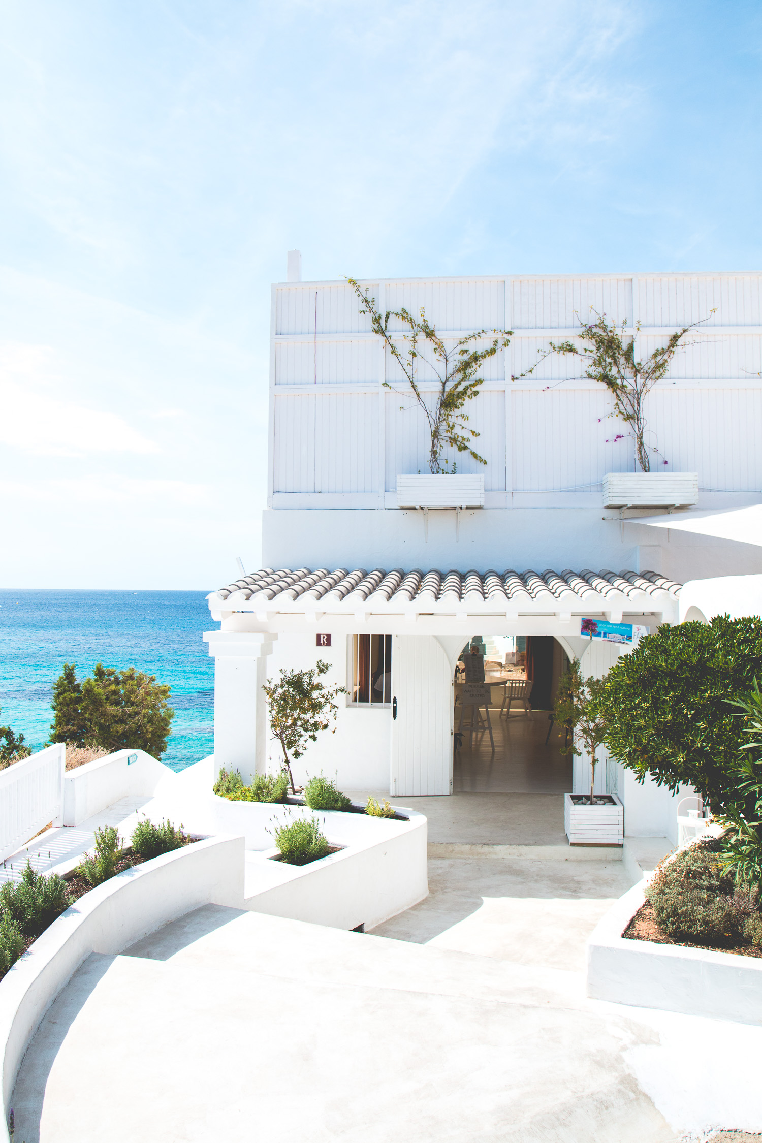 Ibiza Travel Review, Cotton Beach Club