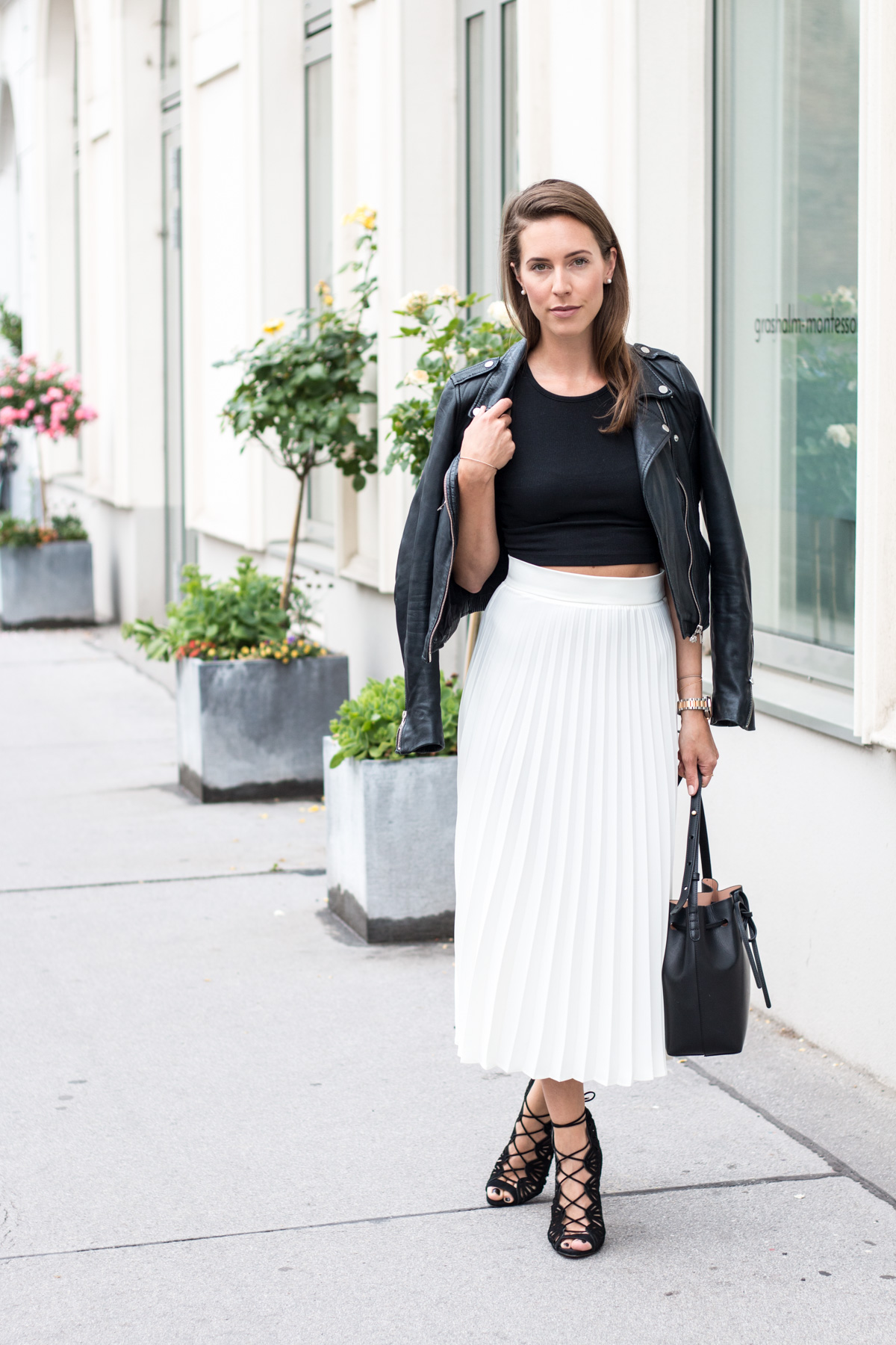 Plissee-Skirt-Crop-Top-2
