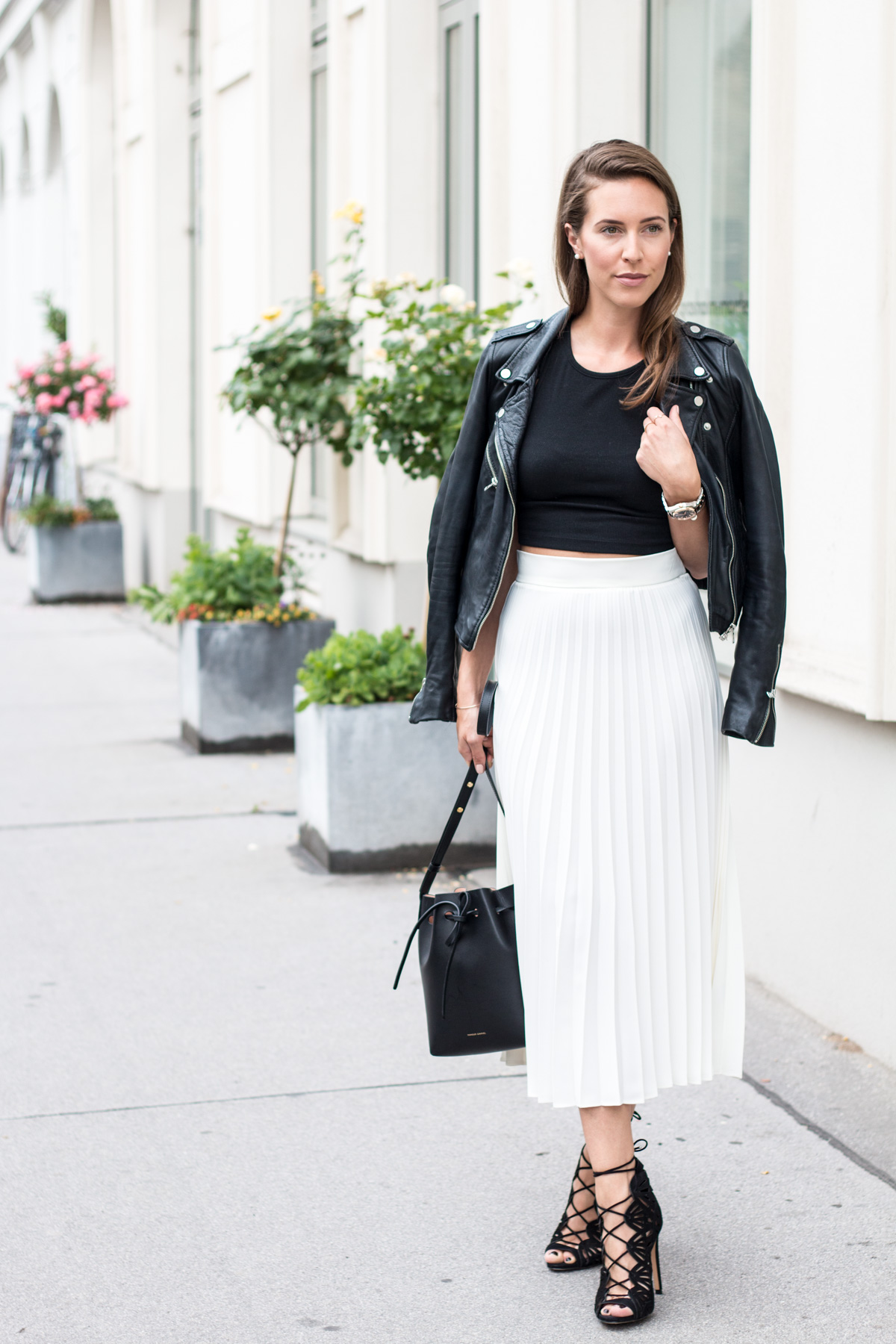 Plissee-Skirt-Crop-Top-4