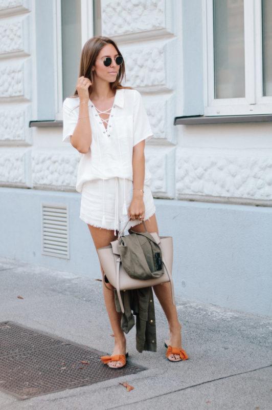 Outfit Sabo Skirt Castaway Top Stranded Shorts