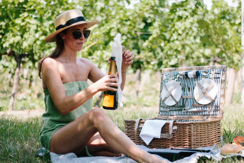 Veuve Clicquot Picknick Wachau