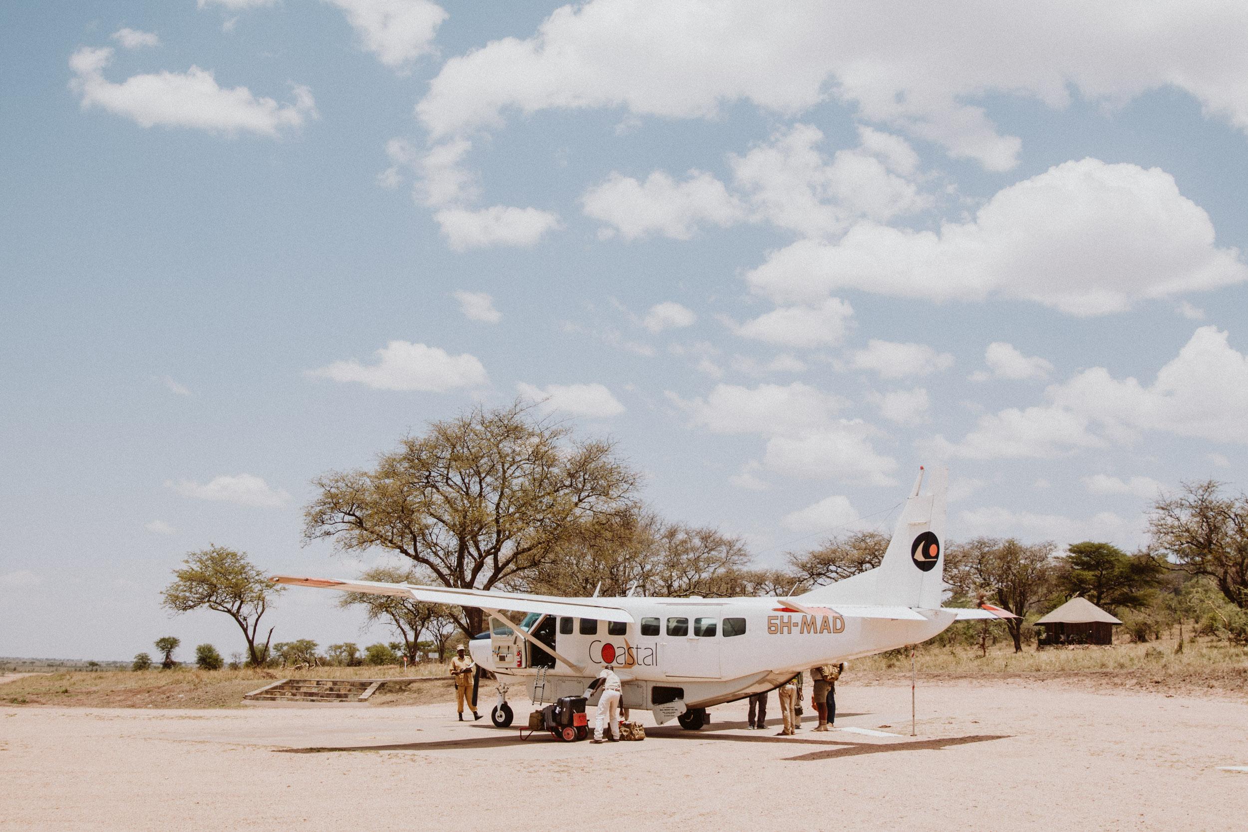 Singita Sasakwa Lodge, Tanzania